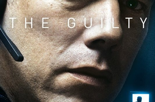 "Affiche du film ""The Guilty"""