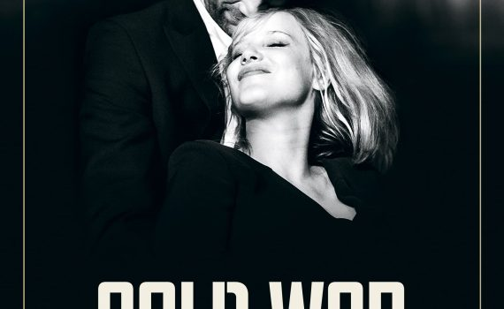 "Affiche du film ""Cold War"""