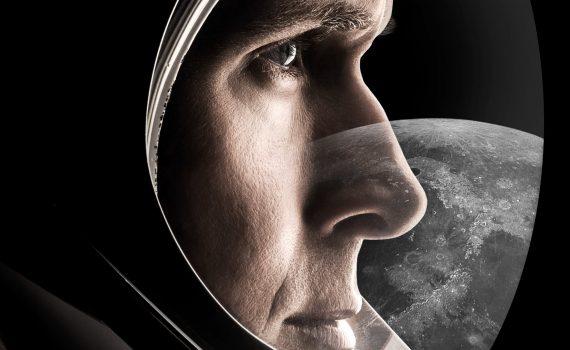 """Affiche du film """"First Man : le premier homme sur la Lune"""""""