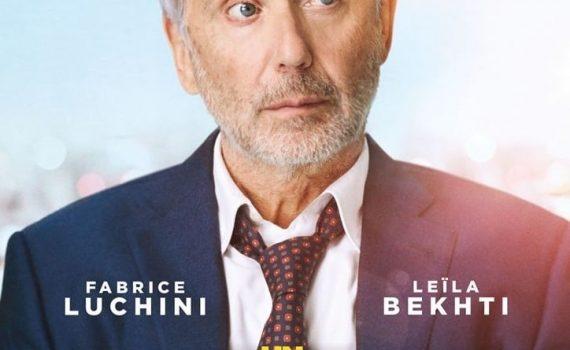 """Affiche du film """"Un Homme Pressé"""""""