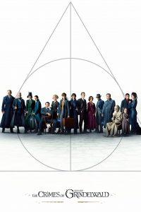 """Affiche du film """"Les Animaux Fantastiques : Les crimes de Grindelwald"""""""