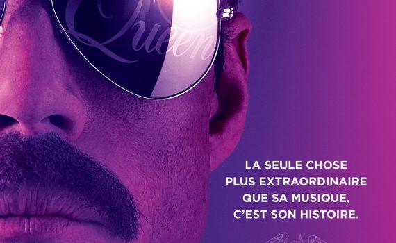 "Affiche du film ""Bohemian Rhapsody"""