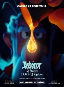 """Affiche du film """"Astérix : Le Secret de la potion magique"""""""