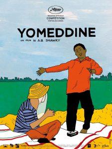 """Affiche du film """"Yomeddine"""""""