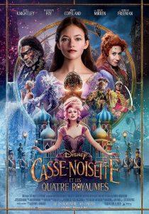 """Affiche du film """"Casse-Noisette et les Quatre Royaumes"""""""