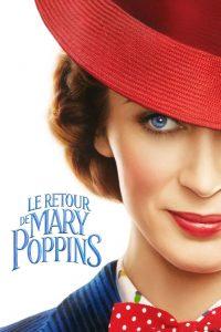 """Affiche du film """"Le Retour de Mary Poppins"""""""
