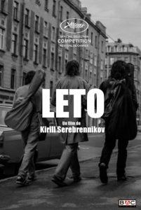 "Affiche du film ""Leto"""