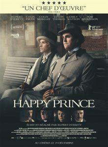"Affiche du film ""The Happy Prince"""