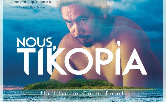 """Affiche du film """"Nous, Tikopia"""""""