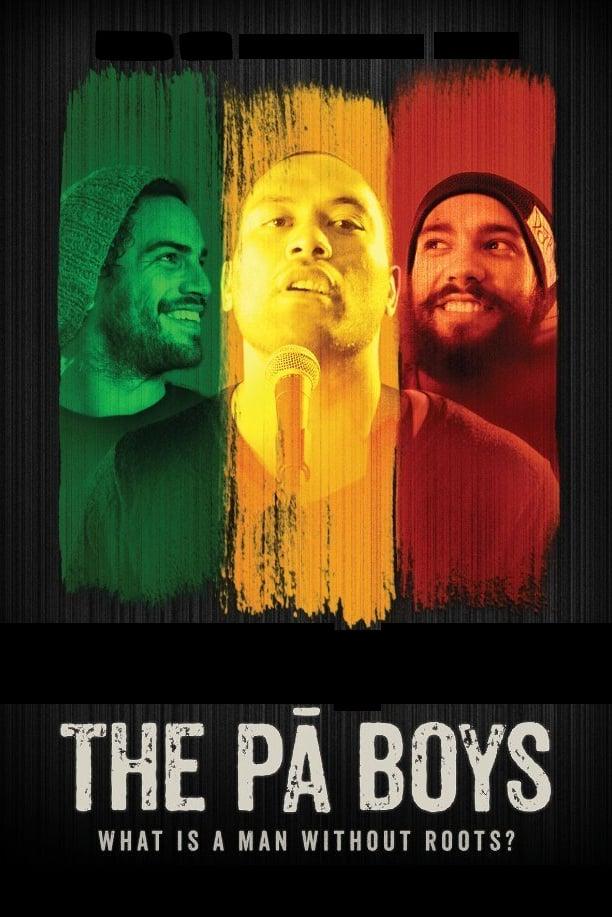 "Affiche du film ""The Pā Boys"""