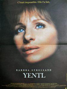 """Affiche du film """"Yentl"""""""