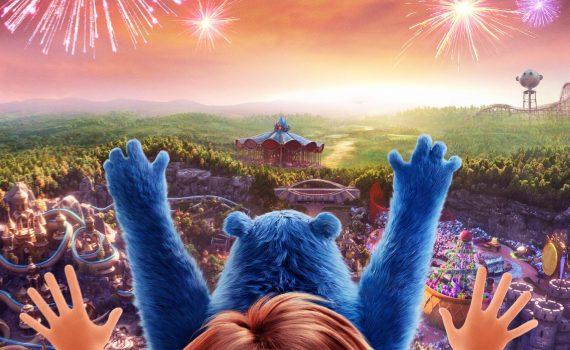 """Affiche du film """"Le Parc des merveilles"""""""