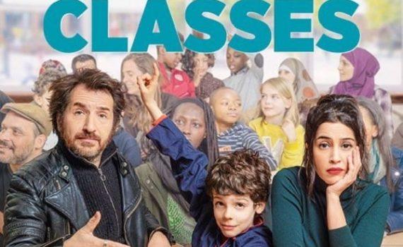 """Affiche du film """"La lutte des classes"""""""