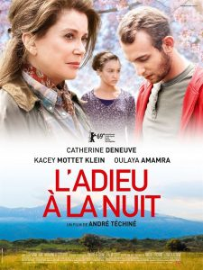 """Affiche du film """"L'Adieu à la nuit"""""""