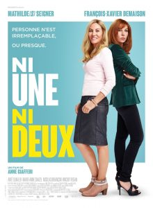 """Affiche du film """"Ni une, ni deux"""""""