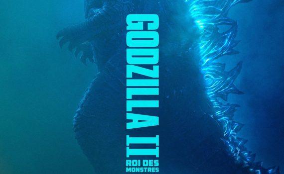 "Affiche du film ""Godzilla II : Roi des Monstres"""