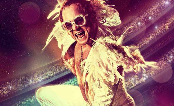 "Affiche du film ""Rocketman"""