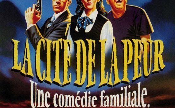 """Affiche du film """"La Cité de la peur"""""""