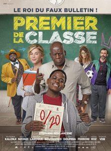 """Affiche du film """"Premier de la classe"""""""