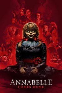 """Affiche du film """"Annabelle - La maison du Mal"""""""