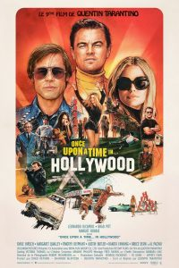 """Affiche du film """"Once Upon a Time… in Hollywood"""""""