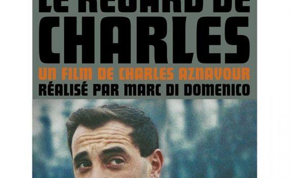 """Affiche du film """"Le regard de Charles"""""""