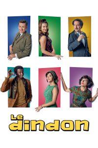 """Affiche du film """"Le dindon"""""""