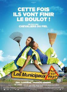 """Affiche du film """"Les Municipaux, trop c'est trop !"""""""