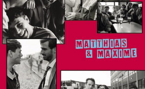 """Affiche du film """"Matthias & Maxime"""""""