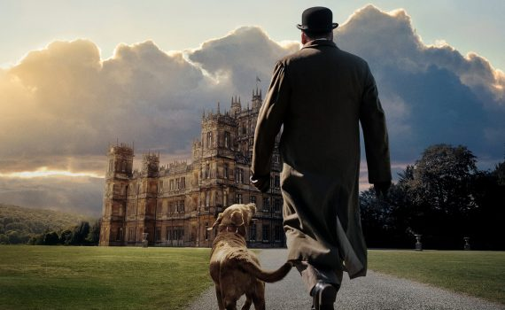 "Affiche du film ""Downton Abbey"""