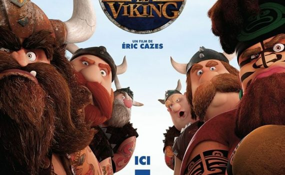 "Affiche du film ""Vic le Viking"""