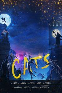 """Affiche du film """"Cats"""""""