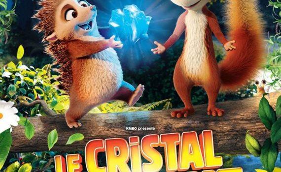 """Affiche du film """"Le cristal magique"""""""
