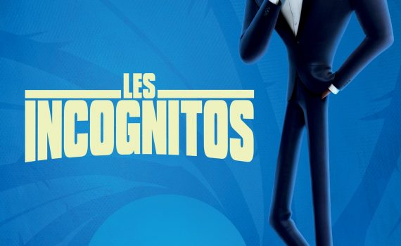 "Affiche du film ""Les Incognitos"""