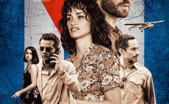 "Affiche du film ""Cuban Network"""