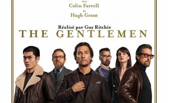 "Affiche du film ""The Gentlemen"""