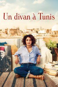 """Affiche du film """"Un divan à Tunis"""""""