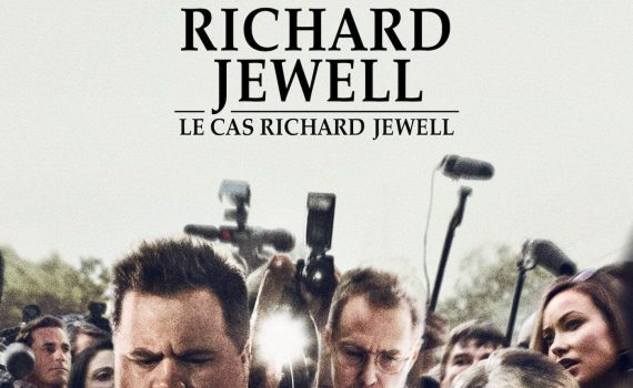 "Affiche du film ""Le cas Richard Jewell"""