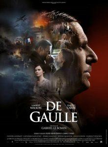 """Affiche du film """"De Gaulle"""""""
