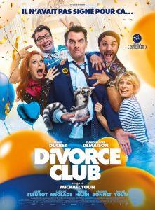 "Affiche du film ""Divorce Club"""