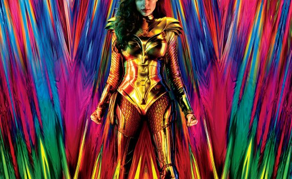 "Affiche du film ""Wonder Woman 1984"""