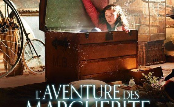 """Affiche du film """"L'Aventure des Marguerite"""""""