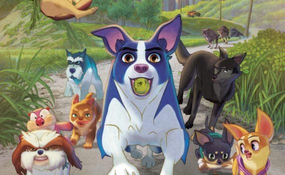 """Affiche du film """"Nous, les chiens"""""""