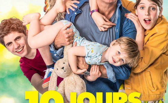 """Affiche du film """"10 jours sans maman"""""""