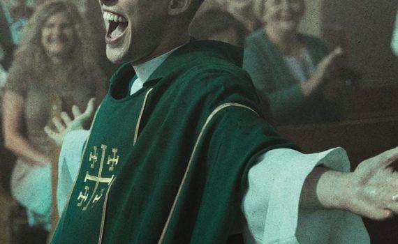 """Affiche du film """"La communion (Corpus Christi)"""""""