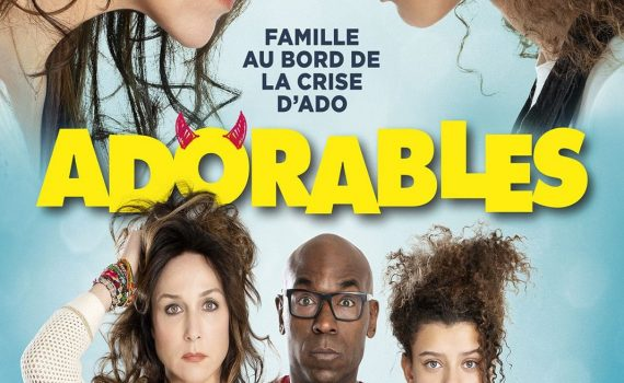 "Affiche du film ""Adorables"""