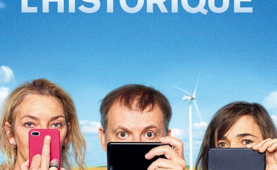 "Affiche du film ""Delete History"""