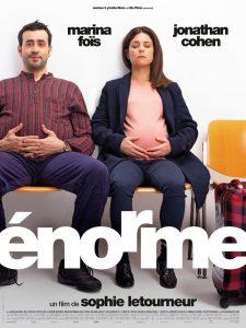 """Affiche du film """"Énorme"""""""