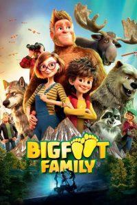 "Affiche du film ""Bigfoot Family"""