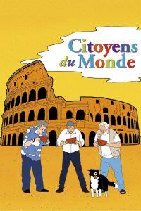 """Affiche du film """"Citoyens du monde"""""""